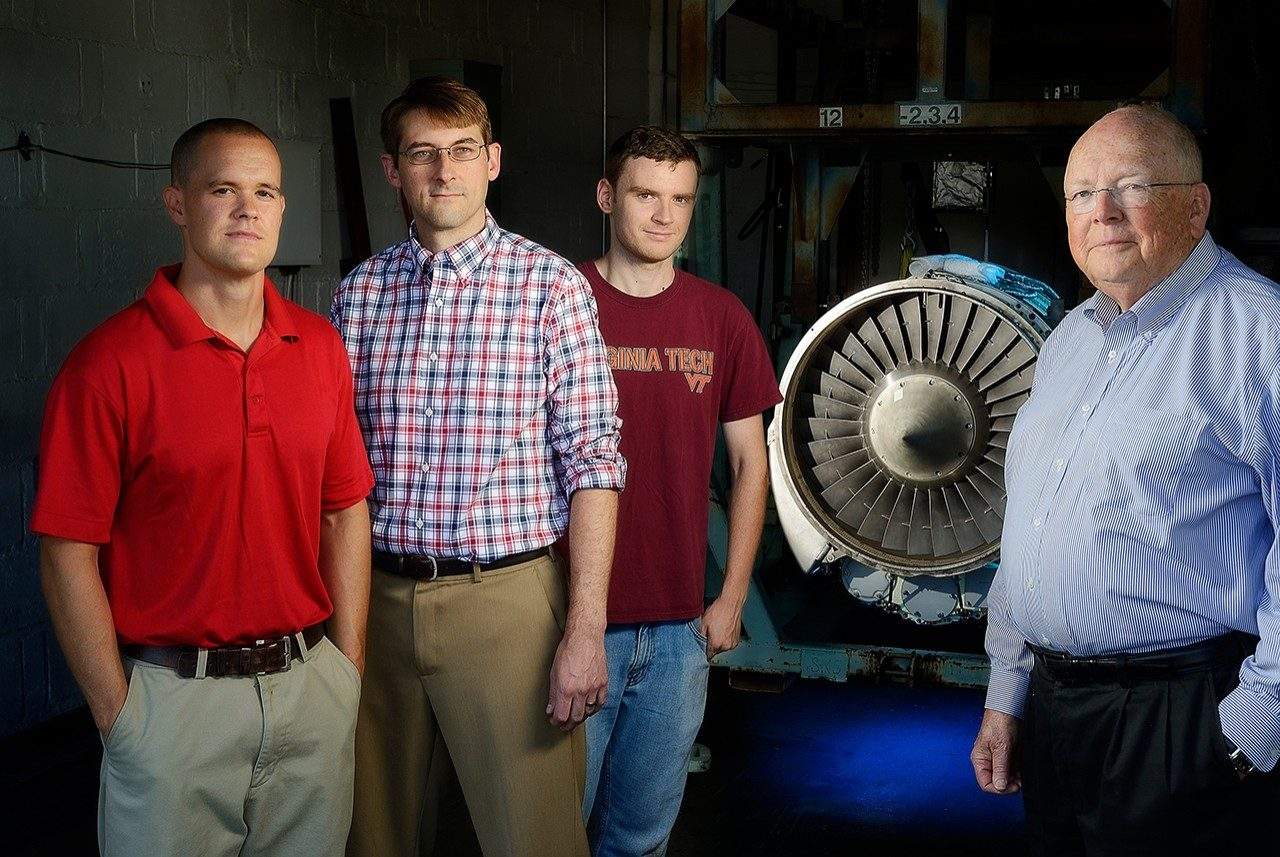 Honeywell supports research and learning at Virginia Tech